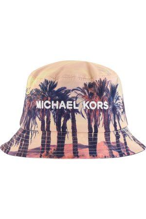 Michael Kors Embroidered Bucket Hat