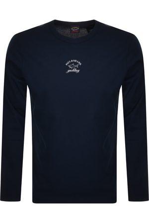 Paul & Shark Paul And Shark Long Sleeve T Shirt Navy