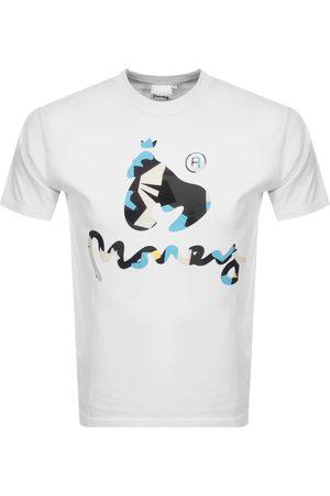 Money Clothing Money Geo Combo Logo T Shirt