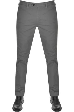 Ted Baker Sincere Slim Fit Chinos Grey