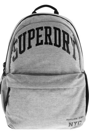 Superdry Arch Montana Backpack Grey