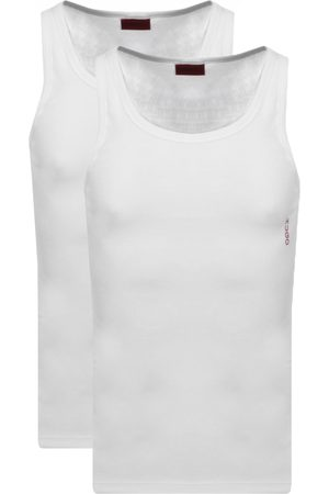 HUGO BOSS Double Pack Vest T Shirts