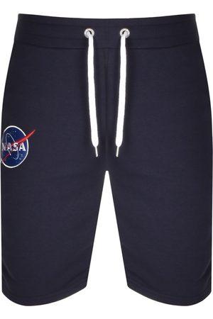 Alpha Industries Basic Shorts Navy