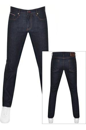 Tommy Hilfiger Denton Straight Fit Jeans Navy