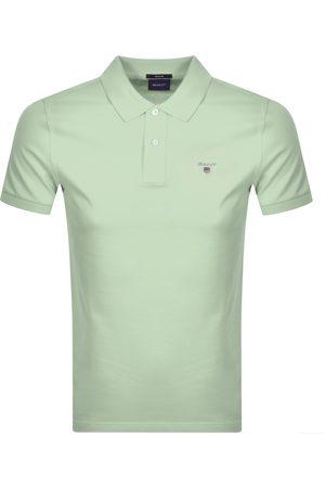 GANT Oxford Pique Rugger Polo T Shirt