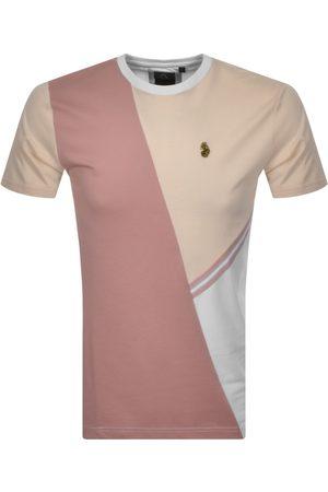 Luke 1977 1977 Hewitt Tape Detail T Shirt