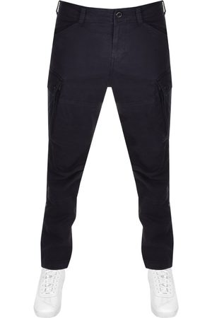 G-Star Raw Roxic Straight Cargo Trousers Navy