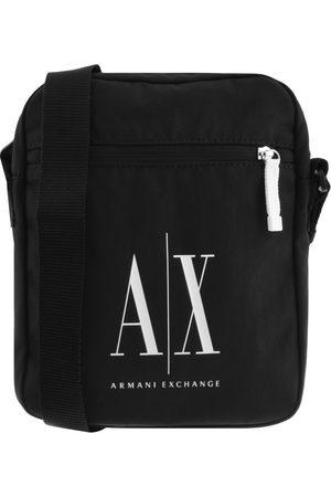 Armani Logo Shoulder Bag