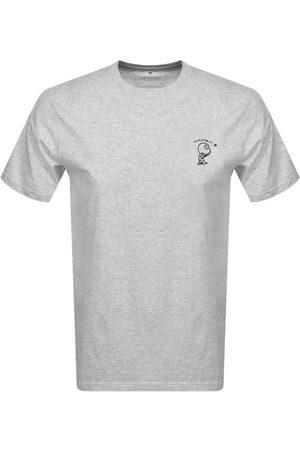 Carhartt Short Sleeve Misfortune T Shirt Grey