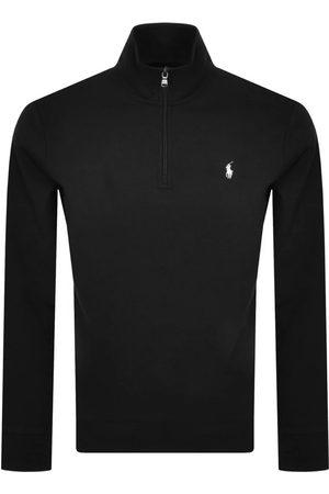 Ralph Lauren Long Sleeve Half Zip Sweatshirt