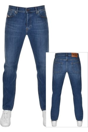 Diesel D Fining Tapered Fit Jeans