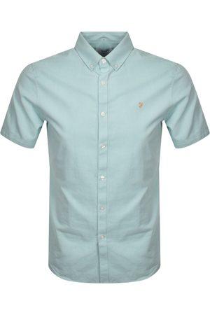Farah Brewer Slim Short Sleeve Shirt