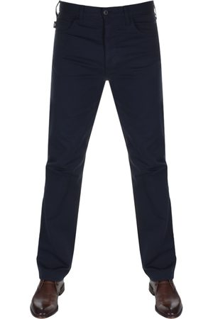 Armani Emporio J21 Regular Fit Stretch Jeans Navy