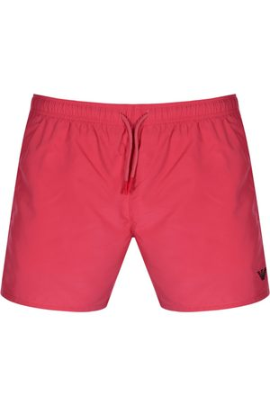 Armani Emporio Logo Swim Shorts