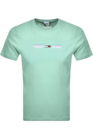 Tommy Hilfiger Linear Logo T Shirt