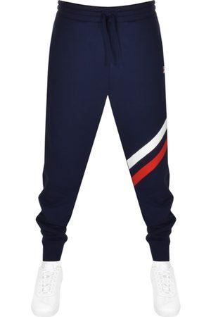 Fila Indie Double Stripe Joggers Navy