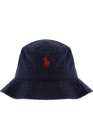 Ralph Lauren Polo Bucket Hat Navy
