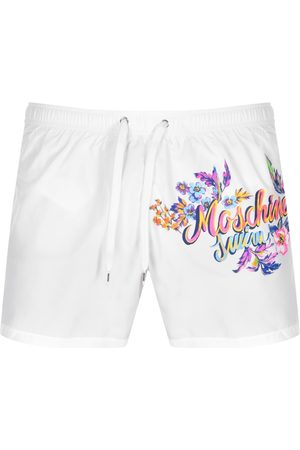 Moschino Logo Swim Shorts