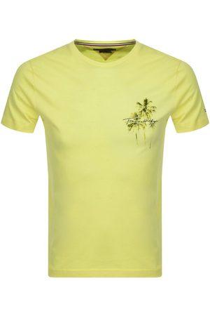 Tommy Hilfiger Palm Box T Shirt