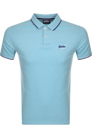 Superdry Classic Pool Side Pique Polo T Shirt