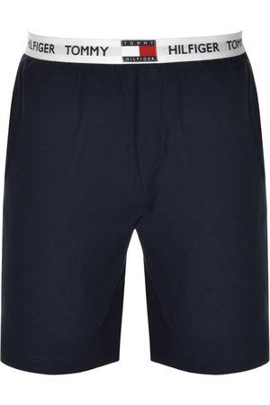 Tommy Hilfiger Loungewear Logo Shorts Navy