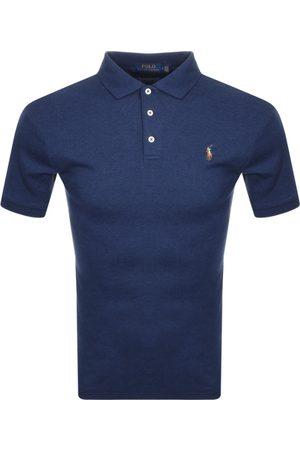 Ralph Lauren Slim Fit Polo T Shirt Navy