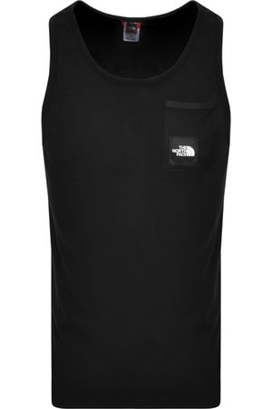 The North Face Men Tank Tops - Box Vest
