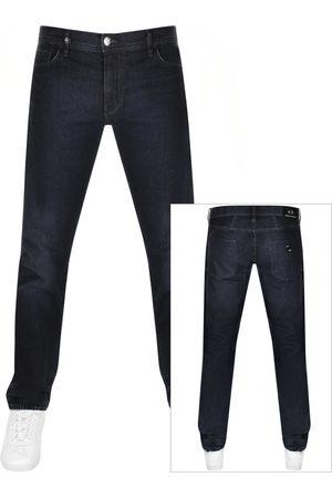 Armani J13 Slim Fit Jeans Navy