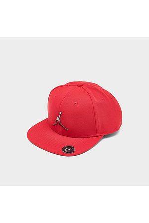 Nike Jordan Kids' Jumpman Metal Applique Snapback Hat in /