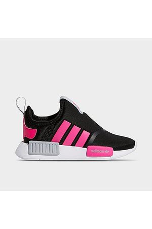 adidas Girls' Toddler Originals NMD 360 Casual Shoes in / / Size 7.0