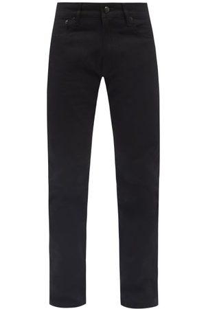 Ralph Lauren Logo-patch Slim-leg Jeans - Mens