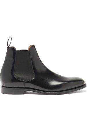 Church's Gatwick Square-toe Leather Chelsea Boots - Mens