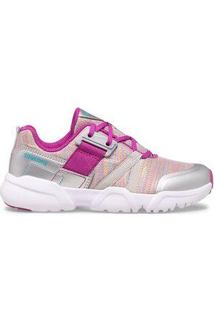Saucony Kids Sneakers - Vertex Lace Sneaker SilverPurple