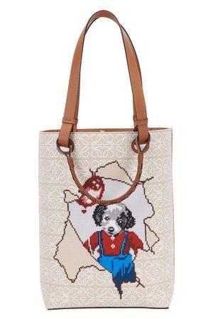 Loewe Puppy tote-bag
