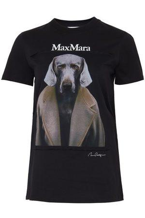 Max Mara Women Short Sleeve - Dogstar T-shirt