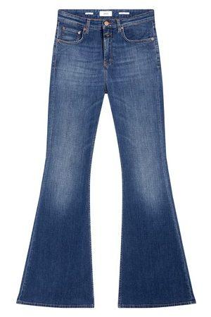 Closed Women Wide Leg Pants - Valery Pants