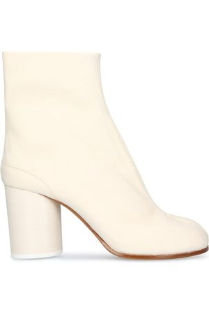 Maison Margiela Women Ankle Boots - Tabi heeled ankle boots