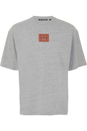 Acne Studios Exford Basketball Face t-shirt