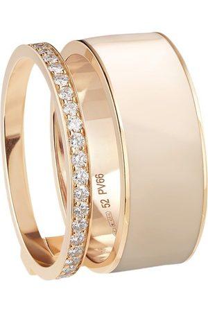 Repossi Women Rings - Berbere Chromatic Ring 2 rows