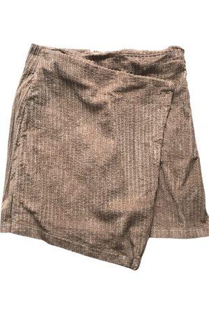 Kaos Camel Cotton Skirts