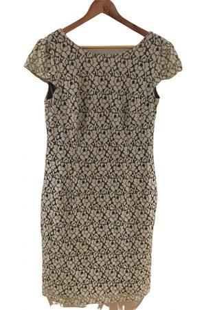 Esprit Ecru Cotton Dresses