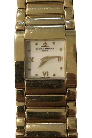 Baume et Mercier Catwalk yellow watch