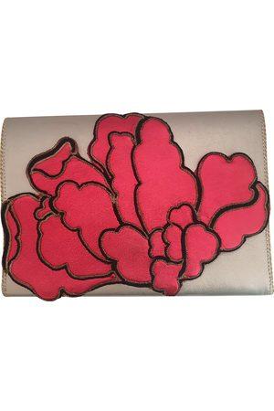 Emanuel Ungaro Women Clutches - Leather clutch bag