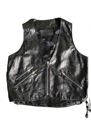 Cesare Paciotti Leather vest