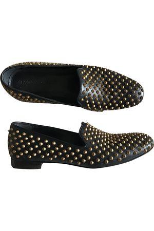 Giacomorelli Leather Flats