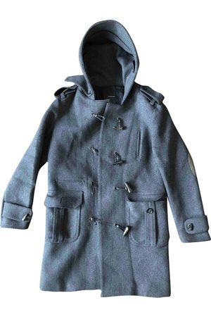 Surface to Air Grey Wool Coats
