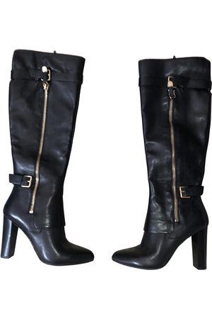 Guess Leather snow boots