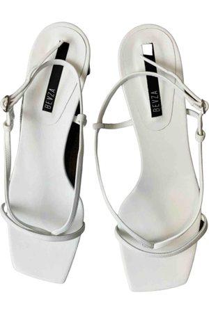 BEVZA Women Sandals - Leather sandal