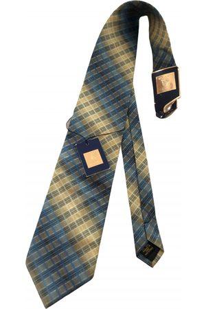 Lanvin Men Neckties - Multicolour Silk Ties