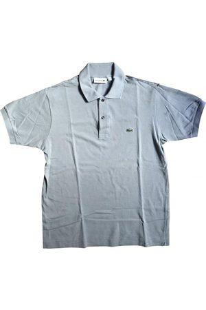 Lacoste Grey Cotton T-shirt